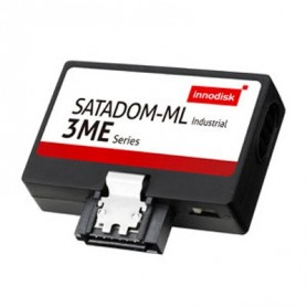 SATA III 6.0 Gb/s MLC Vertical : SATADOM-ML 3ME