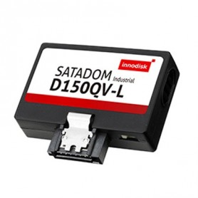 SATA II 3.0Gb/s SLC Vertical : SATADOM D150QV-L