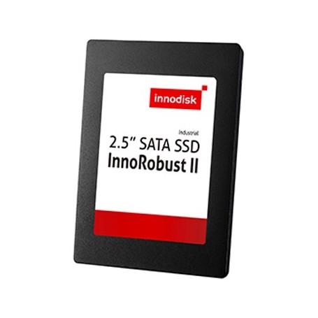 "SATA II 3.0Gb/s SLC 2.5"" : InnoRobust II 2.5"" SATA SSD"