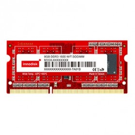 Wide Temperature 1600MHz/1333MHz/1066MHz 204pin : DDR3 SODIMM