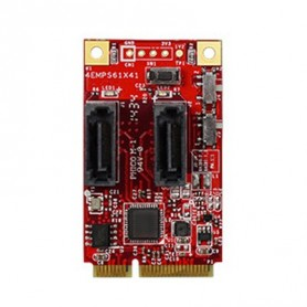 PCI Express 2.0 SATA III SATA 7pin x 2 : EMPS-32R1