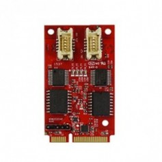 USB 2.0 Isolated RS-232 DB-9 x 2 : EMU2-X2S1