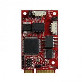 USB 2.0 Isolated CANbus 2.0B 2 x DB-9 : EMUC-B201