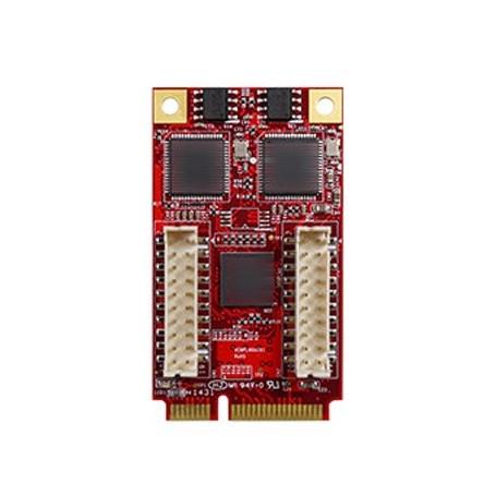PCI Express 2.1 x 1 Isolated Dual GbE LAN RJ45 x 2 : EMPL-G201