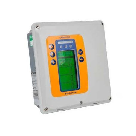 Panneau de commande détection de gaz 1-4 canaux : Gasmaster