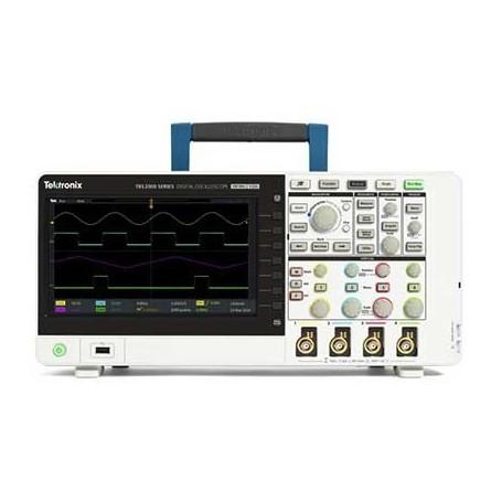 Oscilloscope Numérique 100MHz - 4 voies : TBS2104