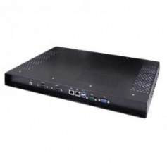 "19"" 1U Rack-mount Intel Ivy Bridge Fanless Rugged System Core i7 : ROC236A"