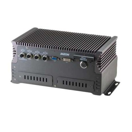 Railway Embedded Computer Intel Core i7-3517UE : BOXER-6357VS