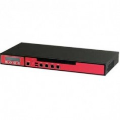 1U Rackmount Network Appliance Intel Atom E3845 / Celeron J1900 SoC : FWS-7250