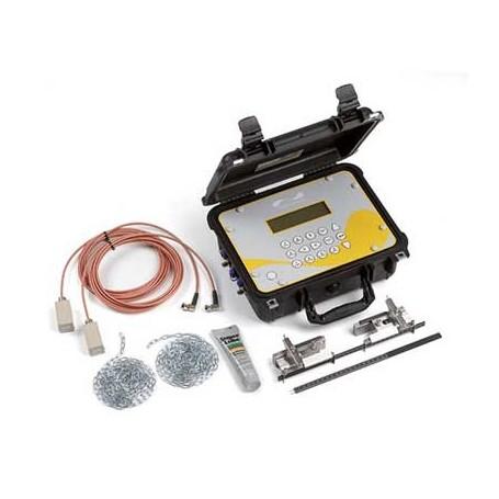Débitmètre portable à ultrasons : PF440IP
