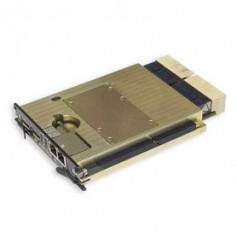 3U CompactPCI Intel IvyBridge (2/4 Cores) CPU board : CPC512
