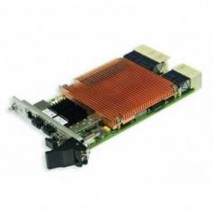 3U CompactPCI S.0 PCIe/GB Ethernet Switchboard : KIC551
