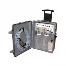 Préleveur échantillonneur portable automatique : WS755