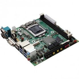 Intel Core i7 / i5 / i3 S-series and Xeon E3-1200 v5 processor Mini-ITX : LV-67S