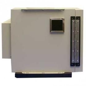 Banc d'essai anéchoïque pour test systèmes sans fil : OctoBox testbed