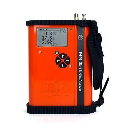 Analyseur portable C2H4, CO2 et O2 stocks entrepots : F-940