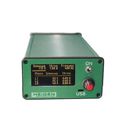Source AC 24 - 30 VDC / 300 W pour l'avionique : HE-AC300