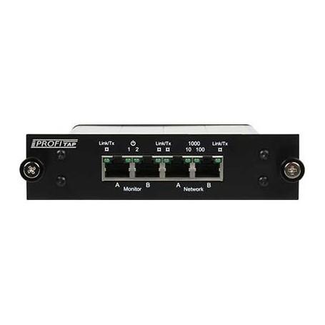 Boitier TAP Gigabit Ethernet : Copper Series