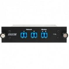 Boitier TAP LC / SC pour fibre 1G et 10G : LC SC TAP