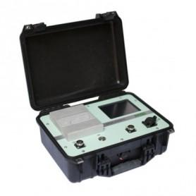 Analyseur de sol par tomographie électrique : POLARES 2.0