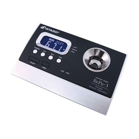 Réfractomètre polarimètre numérique : REPO-3