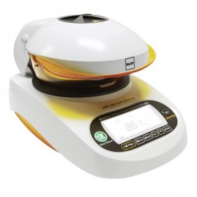 Balance détermination humidité infrarouge : FD-660