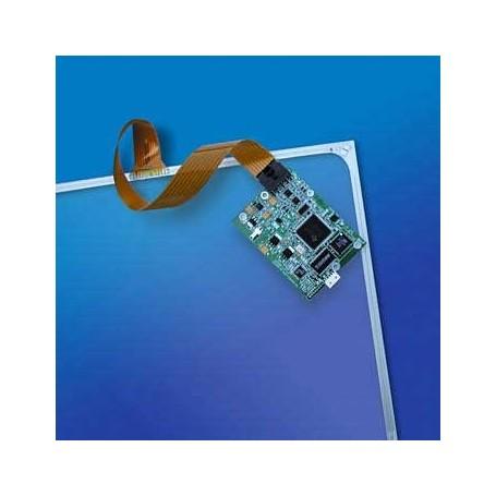 """Dalle tactile ultra résistante de 32"""" à 55"""" : DST (Dispersive Signal Technology)"""