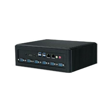 Mini PC Semi-industriel 2 x LAN Kabylake-U : LINA-N-KL-01