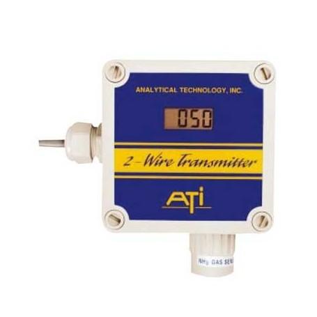 Transmetteur fixe de gaz : B12