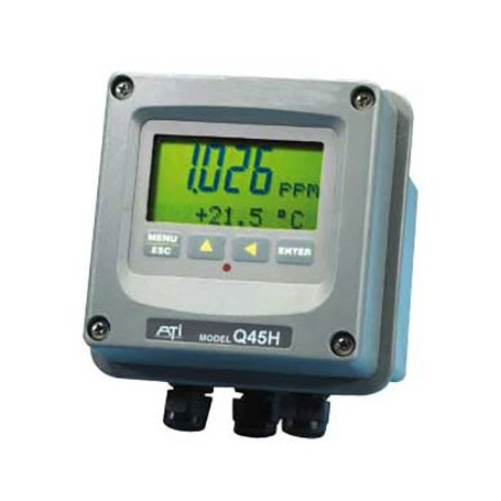 Analyseur de dioxyde de de chlore ClO2 : Q45H/65