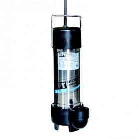 Electropompe pour drainage des eaux max +80 °C : BE 80 DERBY