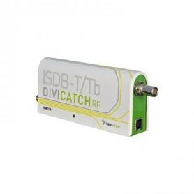Mesureur de temps réel : Divicatch RF ISDB-T/Tb