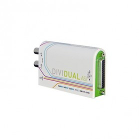 Analyseur Baseband DV3S/DV3S2 : Dividual ASI+SPI