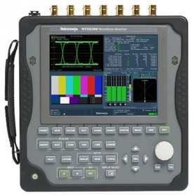 Moniteur portable de forme d'onde vidéo : WFM2300