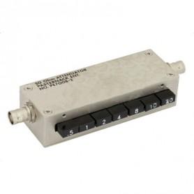 Atténuateur step jusqu'à 6 W (0,5 - 2,7 GHz) : Série PE70