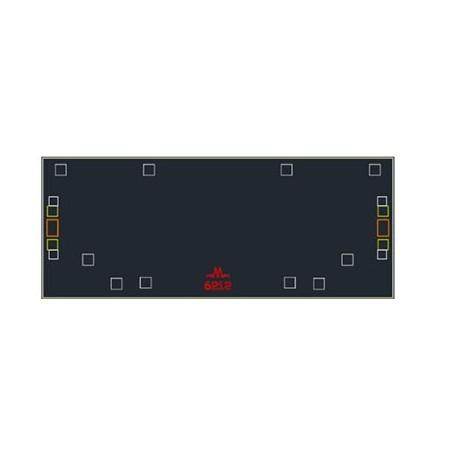 Mélangeur MMIC bandpass filter : MFB-3300