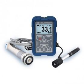 Duromètre portable Leeb et UCI : T-UD2