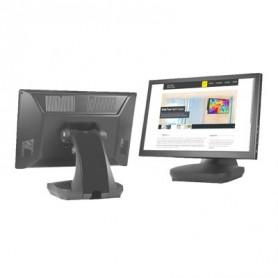 "Série L17W5-WPxxxx-RT : écran tactile large LCD 17"" WXGA"