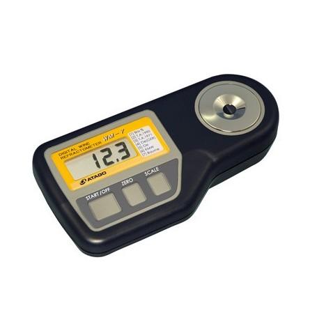 Réfractomètre digital vin : WM-7