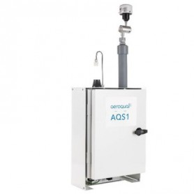 Analyseur fixe qualité air urbain : AQS
