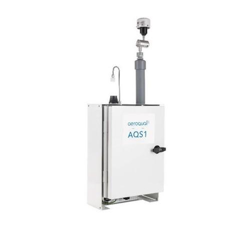 Analyseur fixe qualité air urbain : AQS1 | AEROQUAL