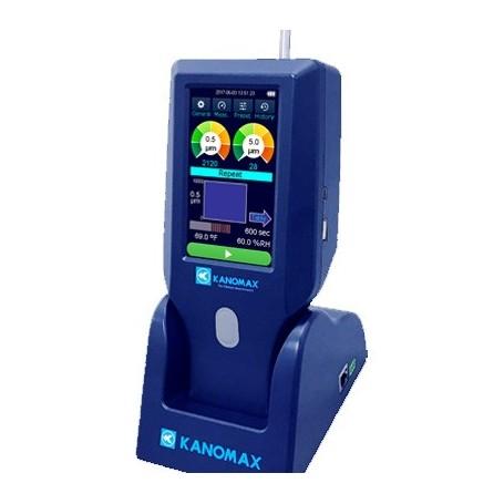Compteur de particules portable 6 canaux : 3889