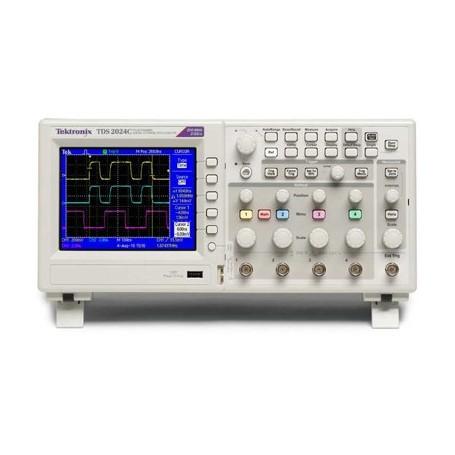 Oscilloscope Numérique 100MHz - 2 voies : TDS2012C