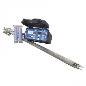 Echantillonneur portable pour tubes piège absorbant mercure Hg : OLM30B