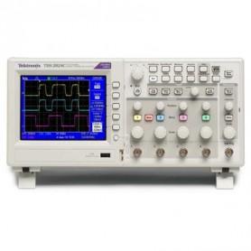 Oscilloscope Numérique 200MHz - 4 voies : TDS2024C