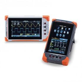 Oscilloscope Portable 70, 100 et 200MHz : GDS-300