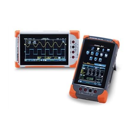 Oscilloscope Portable 70, 100 et 200MHz avec écran tactile : GDS-300