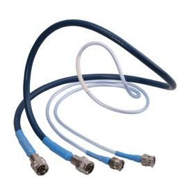 Câble assemblé coaxial 26,5 GHz RF : SUCOFLEX 126