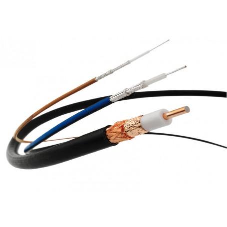 Câble RF flexible à faible perte : S