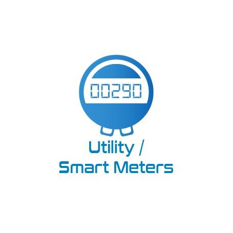 Circuit intégré pour alimentation à découpage : Applications utilitaires / compteurs intelligents